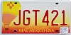 2007 New Mexico Balloon graphic # JGT421