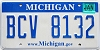 2008 Michigan graphic # BCV-8132