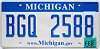 2008 Michigan graphic # BGQ-2588