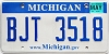 2008 Michigan graphic # BJT-3518