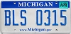 2008 Michigan graphic # BLS-0315