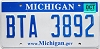 2008 Michigan graphic # BTA-3892