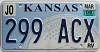 2008 Kansas Recreational Vehicle graphic # 299-ACX, Johnson County