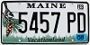 2008 Maine graphic # 5457 PD