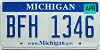 2008 Michigan graphic # BFH-1346
