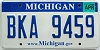 2008 Michigan graphic # BKA-9459
