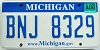 2008 Michigan graphic # BNJ-8329