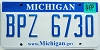 2008 Michigan graphic # BPZ-6730