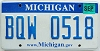 2008 Michigan graphic # BQW-0518