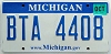 2008 Michigan graphic # BTA-4408