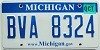 2008 Michigan graphic # BVA-8324