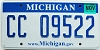 2008 Michigan Truck graphic # CC-09522