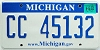 2008 Michigan Truck graphic # CC-45132