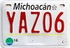 2008 Michoacan Motorcycle graphic # YAZ06