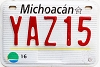 2008 Michoacan Motorcycle graphic # YAZ15