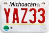 2008 Michoacan Motorcycle graphic # YAZ33