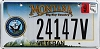 2008 Montana Navy Veteran graphic # 24147V