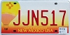 2008 New Mexico Balloon graphic # JJN517