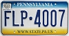 2008 Pennsylvania graphic # FLP-4007