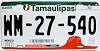 2008 Tamaulipas Truck graphic # WM-27-540