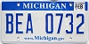 2009 Michigan graphic # BEA-0732