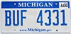 2009 Michigan graphic # BUF-4331