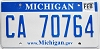 2009 Michigan Truck graphic # CA-70764