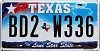 2009 Texas Lone Star #BD2-W336
