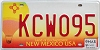 2009 New Mexico Balloon graphic # KCW095