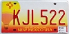 2009 New Mexico Balloon graphic # KJL522