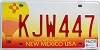 2009 New Mexico Balloon graphic # KJW447