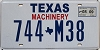 2009 Texas Machinery # 744-M38