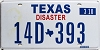 2010 Texas Disaster # 14D-393