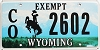 2010 Wyoming County Exempt #2602