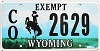 2010 Wyoming County Exempt #2629