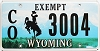 2010 Wyoming County Exempt #3004