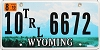 2010 Wyoming Trailer #6672, Fremont County