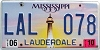 2010 Mississippi Lighthouse graphic # LAL-078