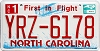 2010 North Carolina First In Flight # YRZ-6178