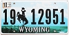 2011 Wyoming # 12951, Uinta County