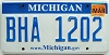 2011 Michigan graphic # BHA-1202