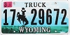 2012 Wyoming Truck #29672, Campbell County