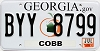 2012 Georgia Peach graphic # BYY-8799