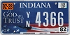 2012 Indiana In God We Trust graphic # 4366