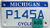2012 Michigan Motorcycle # P145A