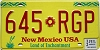 2012 New Mexico # 645-RGP