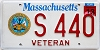 2013 Massachusetts Army Veteran # S 440