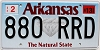 2013 Arkansas Diamond graphic # 880-RRD