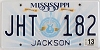 2013 Mississippi Guitar graphic # JHT-182