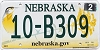 2013 Nebraska graphic # 10-B309, Platte County